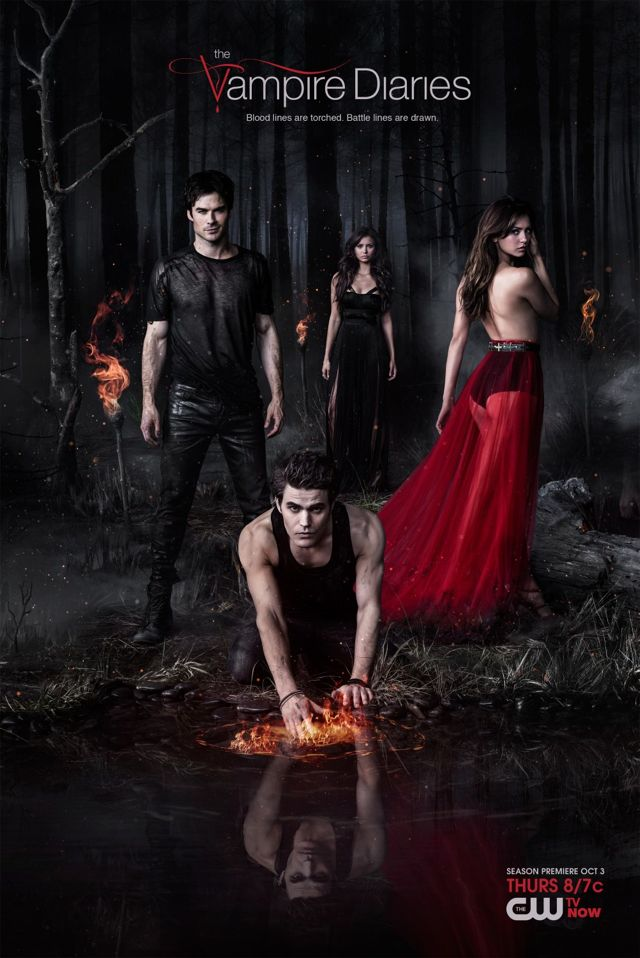 The Vampire Diaries Season 5 123movies