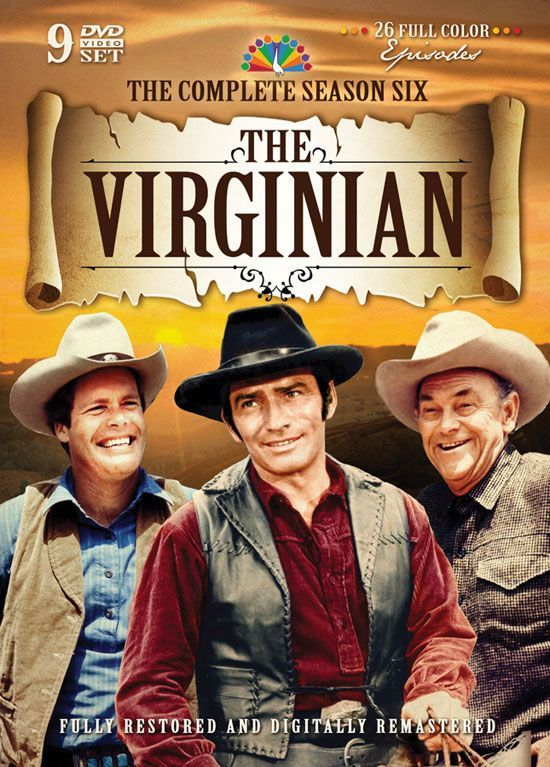 The Virginian Season 6 123Movies