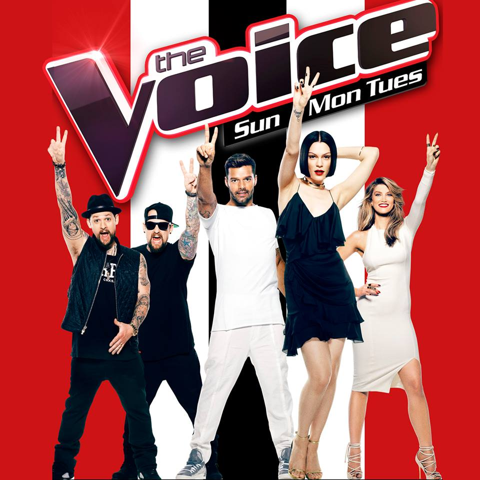Watch Series The Voice AU Season 7