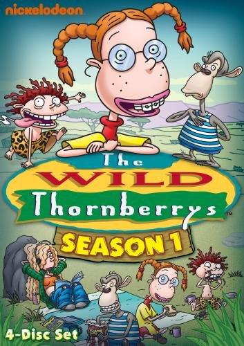Watch Series The Wild Thornberrys Season 1