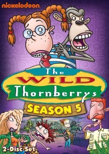 The Wild Thornberrys Season 5 123movies