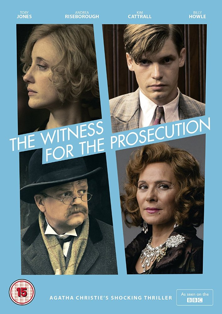 The Witness for the Prosecution Season 1 123Movies