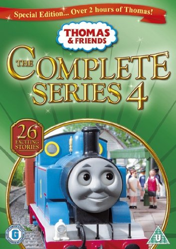 Watch Series Thomas & Friends Season 4