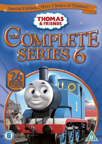 Watch Series Thomas & Friends Season 6