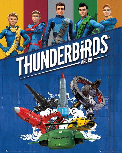 Thunderbirds Are Go Season 2 123Movies
