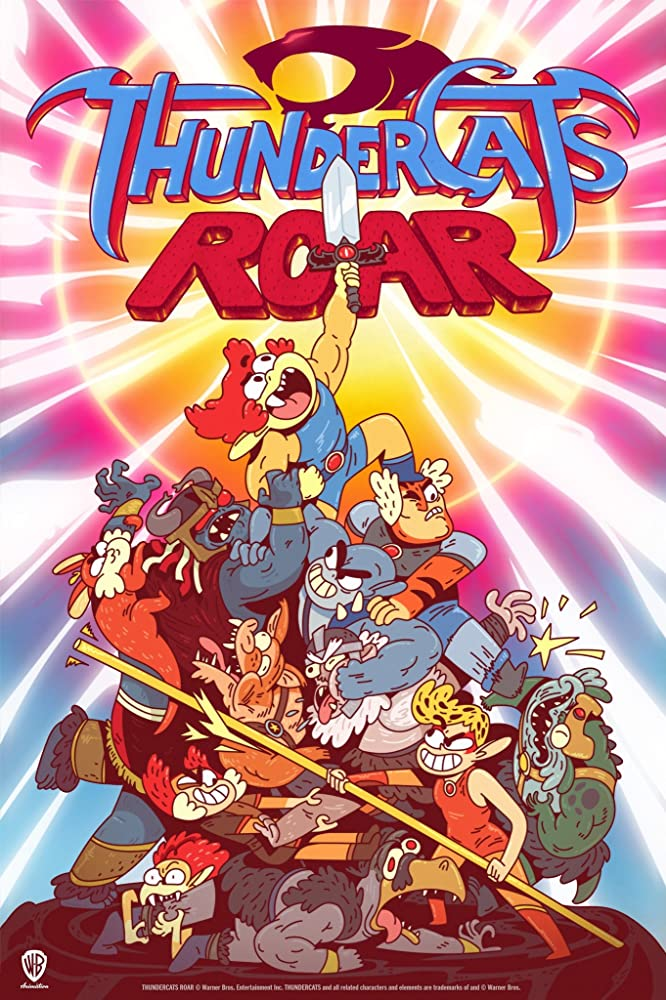 ThunderCats Roar Season 1 123Movies