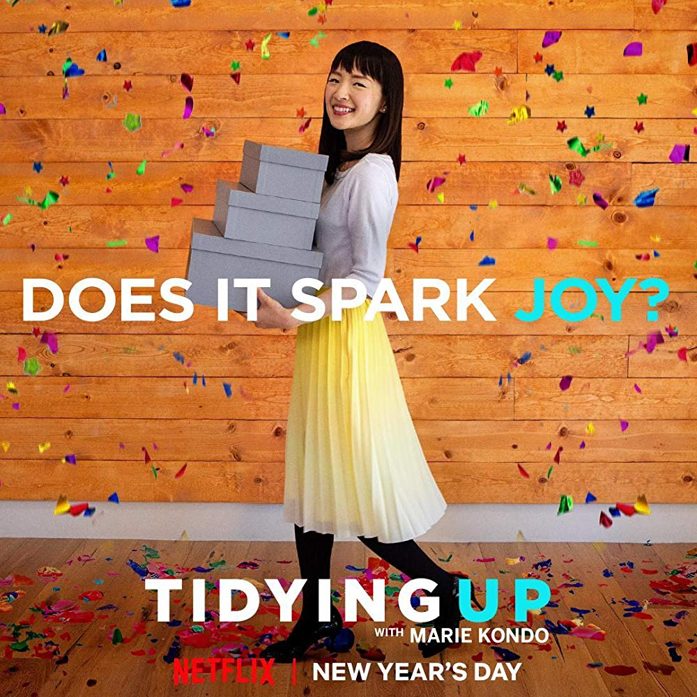 Watch Series Tidying Up with Marie Kondo Season 1