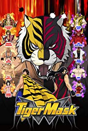 Tiger Mask W Season 1 MoziTime
