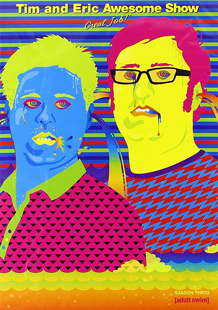Watch Series Tim and Eric Awesome Show, Great Job Season 1