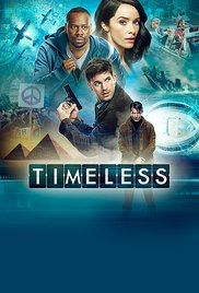Timeless Season 1 funtvshow