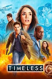Timeless Season 2 123Movies