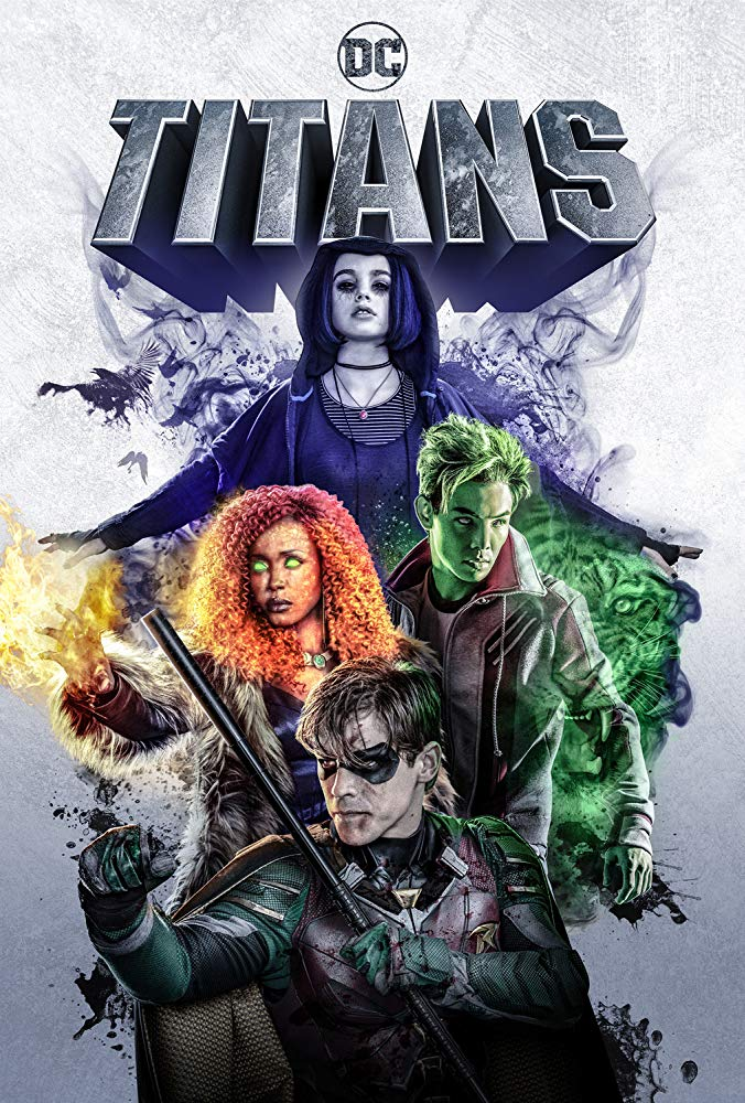 Titans Season 1 123Movies