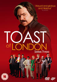 Watch Series Toast of London Season 3