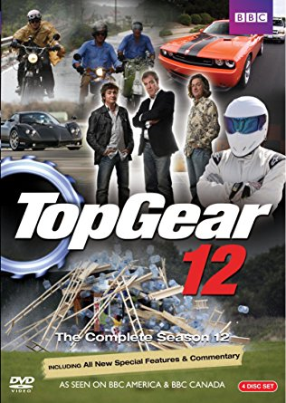 Top Gear UK Season 12 funtvshow