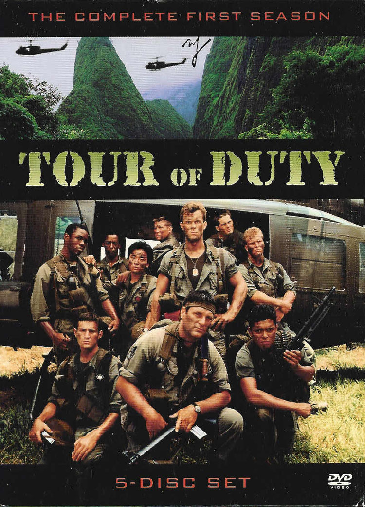 Tour of Duty Season 1 123Movies