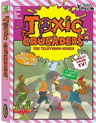 Toxic Crusaders Season 1 123Movies