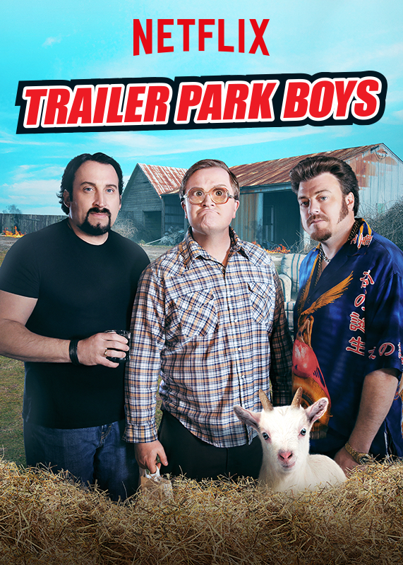 Trailer Park Boys Season 4