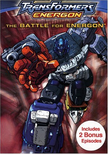 Watch Series Transformers Energon Season 1
