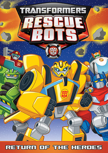 Transformers Rescue Bots Season 4 123Movies