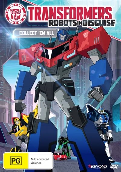 Transformers Robots In Disguise Season 3 123Movies