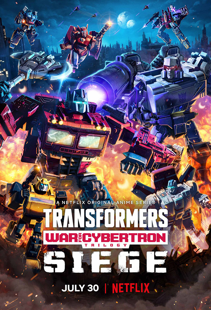 Transformers War for Cybertron Season 1 123Movies