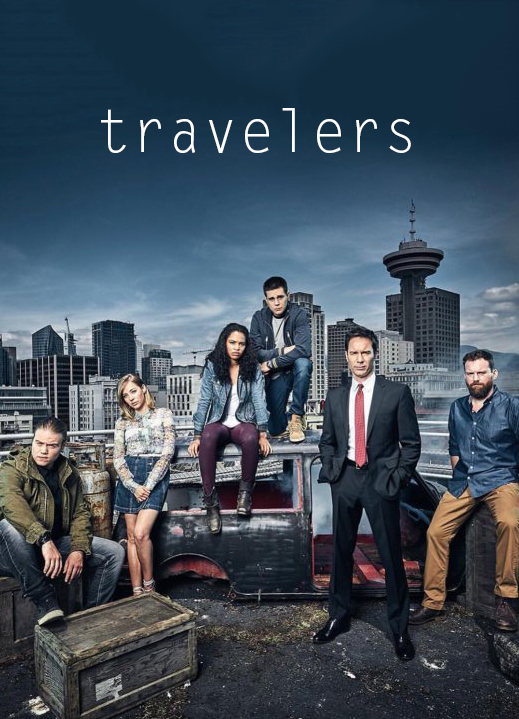 Travelers Season 1 123Movies