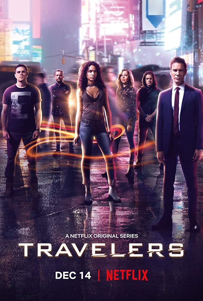 Travelers Season 3 123Movies