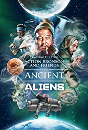 Traveling the Stars Ancient Aliens with Action Bronson Season 1 watch full episode free