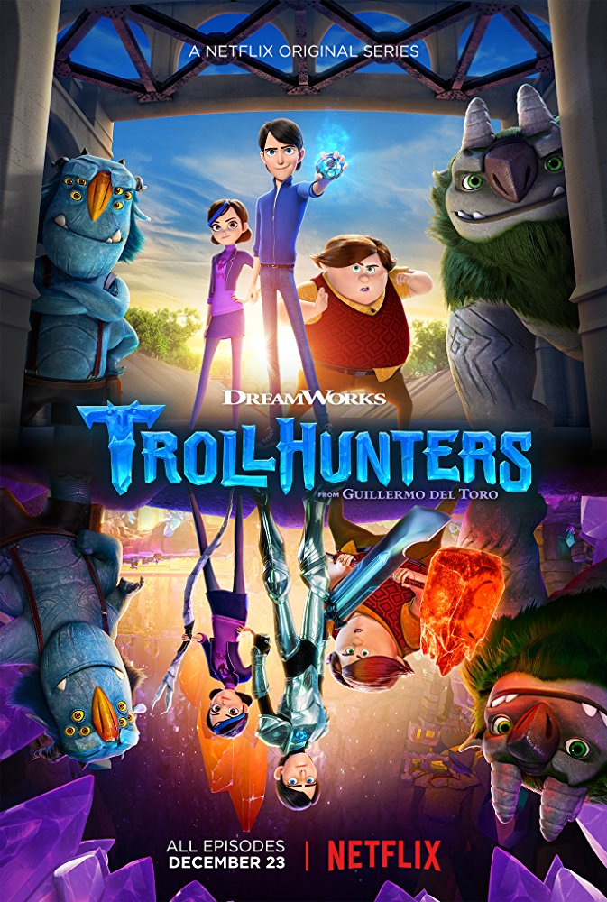Trollhunters Season 2 Full Episodes 123movies
