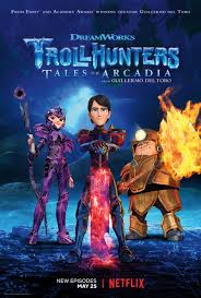 Trollhunters Season 3 123Movies
