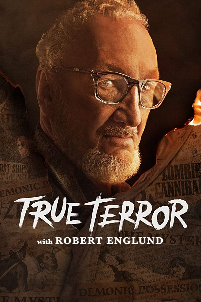 Watch Series True Terror with Robert Englund Season 1