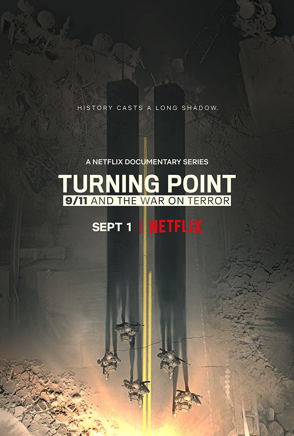 Turning Point 911 and the War on Terror Season 1 123Movies