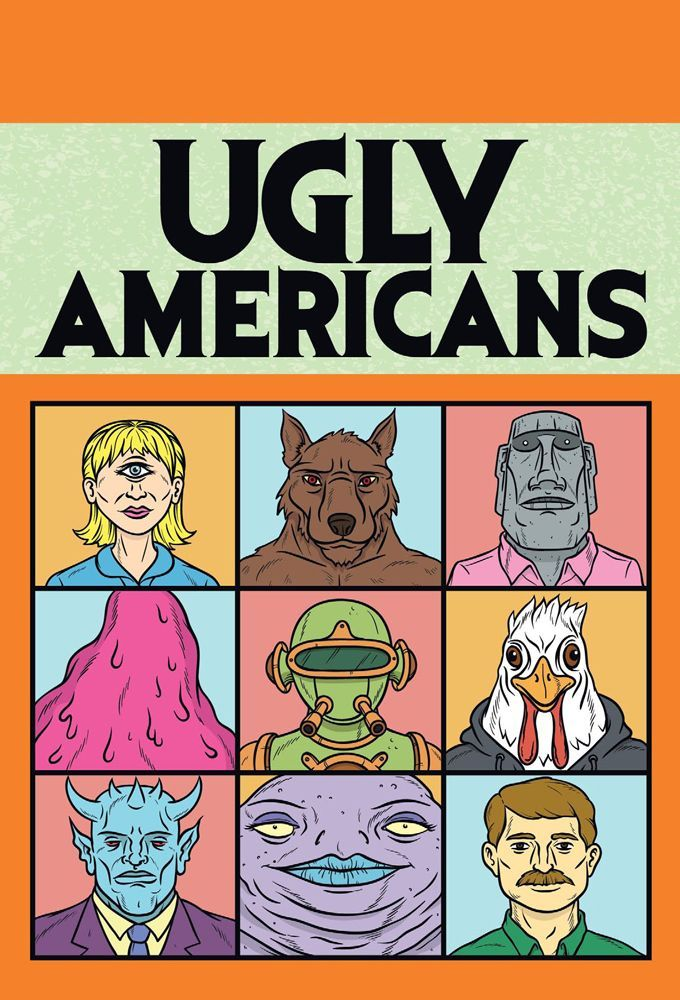 HD Watch Series Ugly Americans Season 2