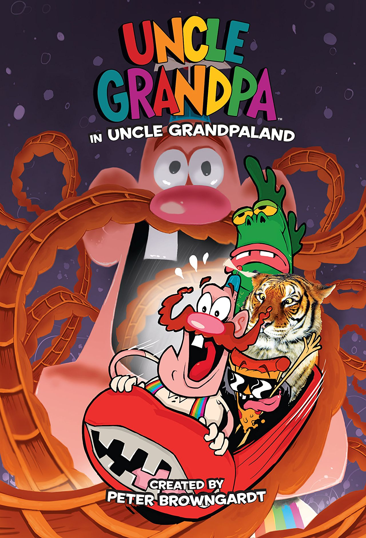 Uncle Grandpa Season 1 123Movies