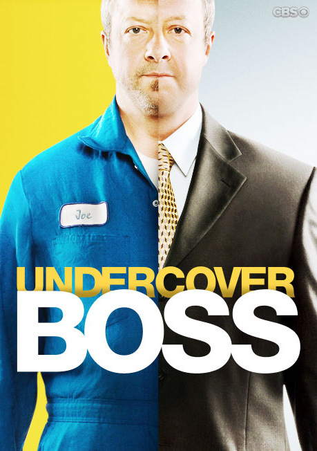 Watch Series Undercover Boss Season 9