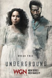 Underground Season 1 123Movies