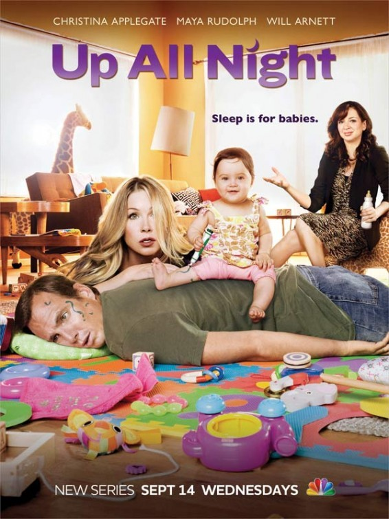 Up All Night Season 2 funtvshow
