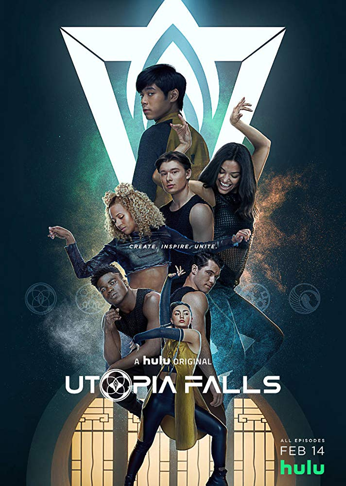 Utopia Falls Season 1 123Movies