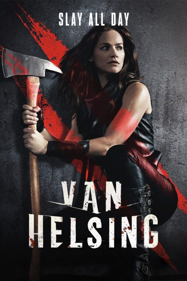 Van Helsing Season 3 123streams