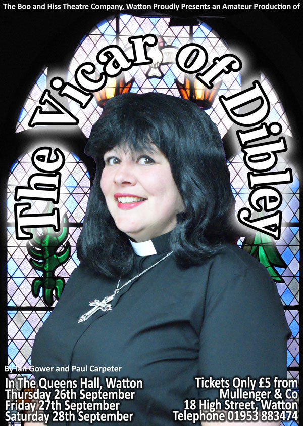 Watch Series Vicar of Dibley Season 3