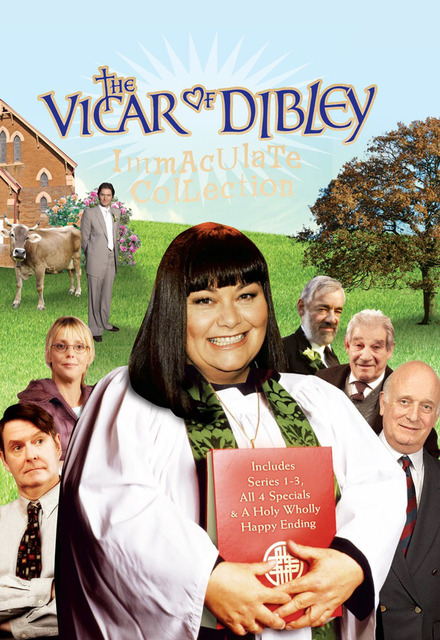 Vicar of Dibley Season 4 123streams