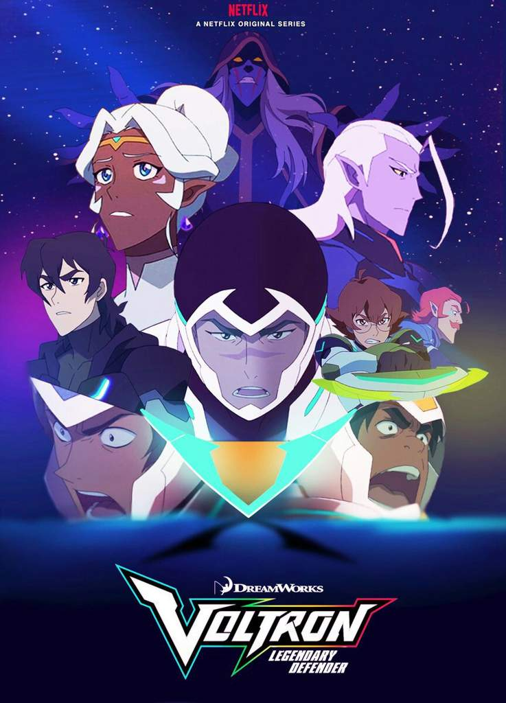 Watch Series Voltron Legendary Defender Season 7