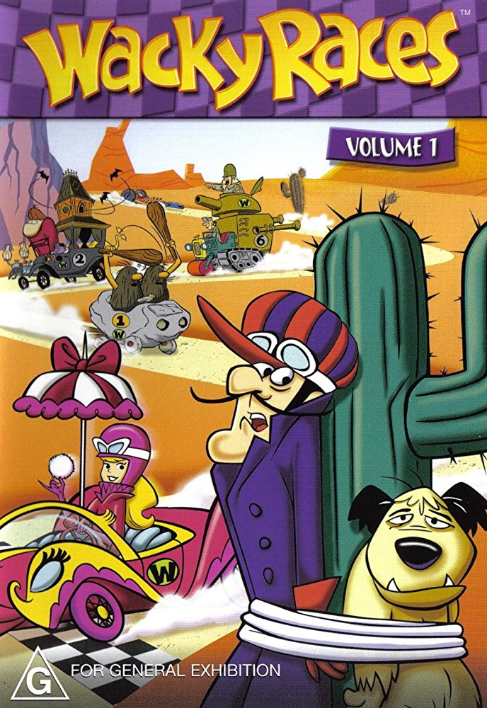 Watch Series Wacky Races Season 1