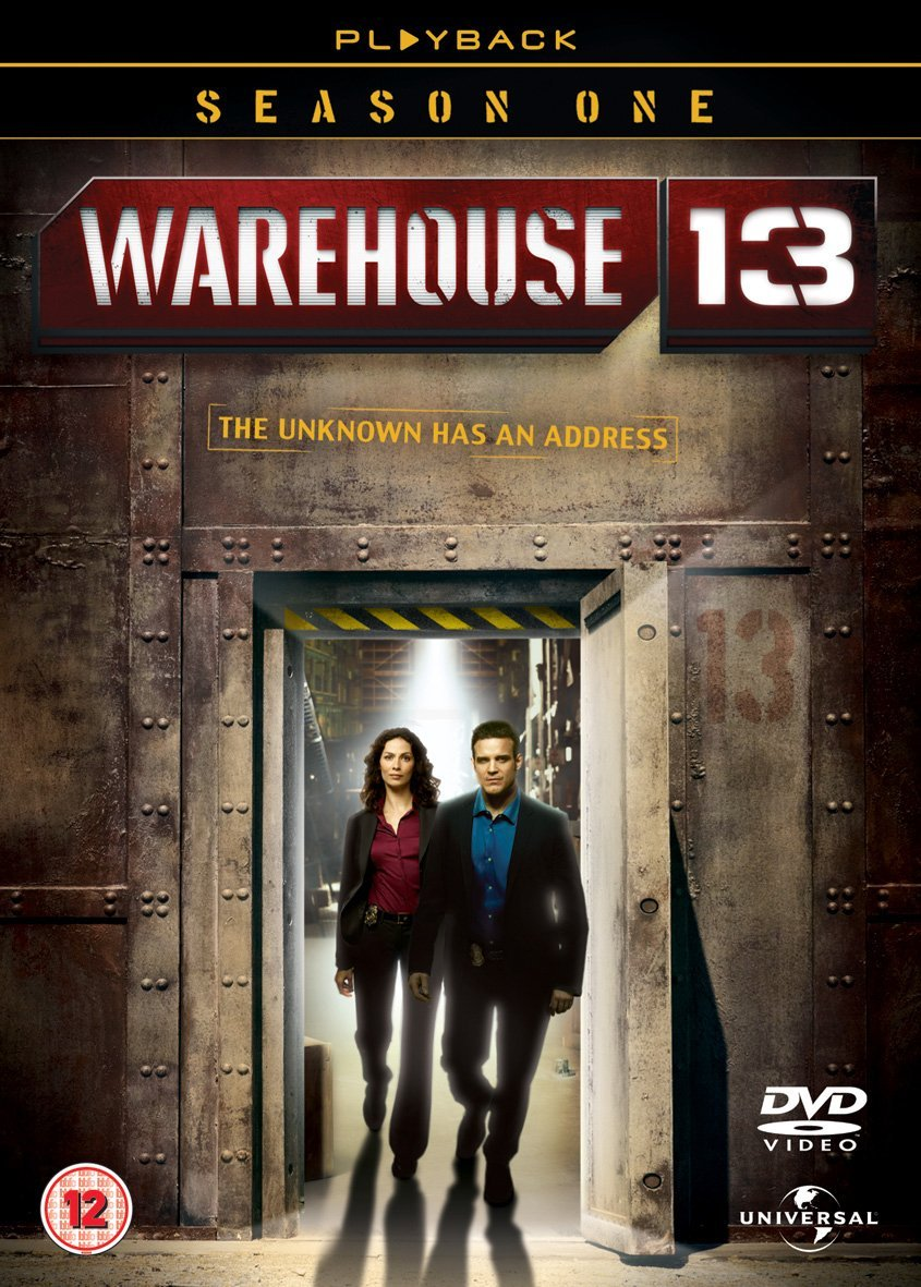 Watch Series Warehouse 13 Season 1