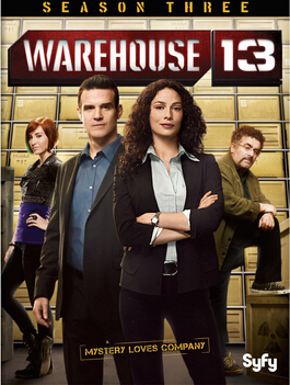Warehouse 13 Season 3 123Movies