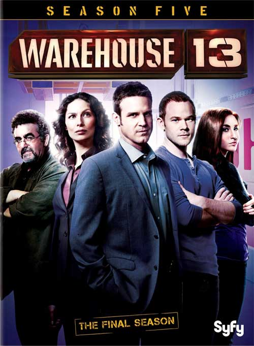 Warehouse 13 Season 5 123Movies