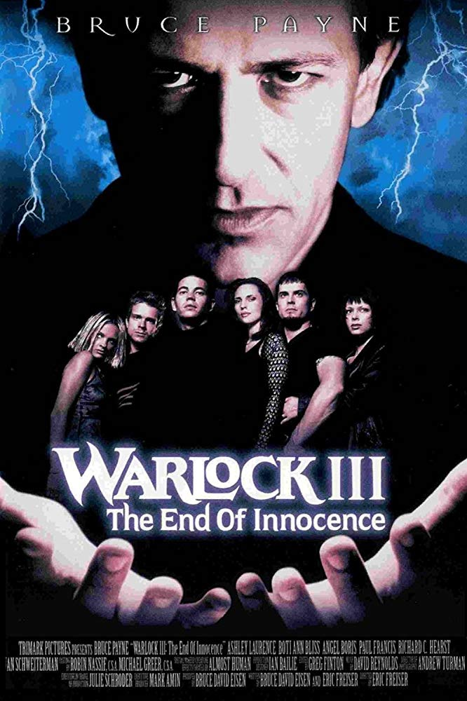 Watch Series Warlock III The End of Innocence Season 1
