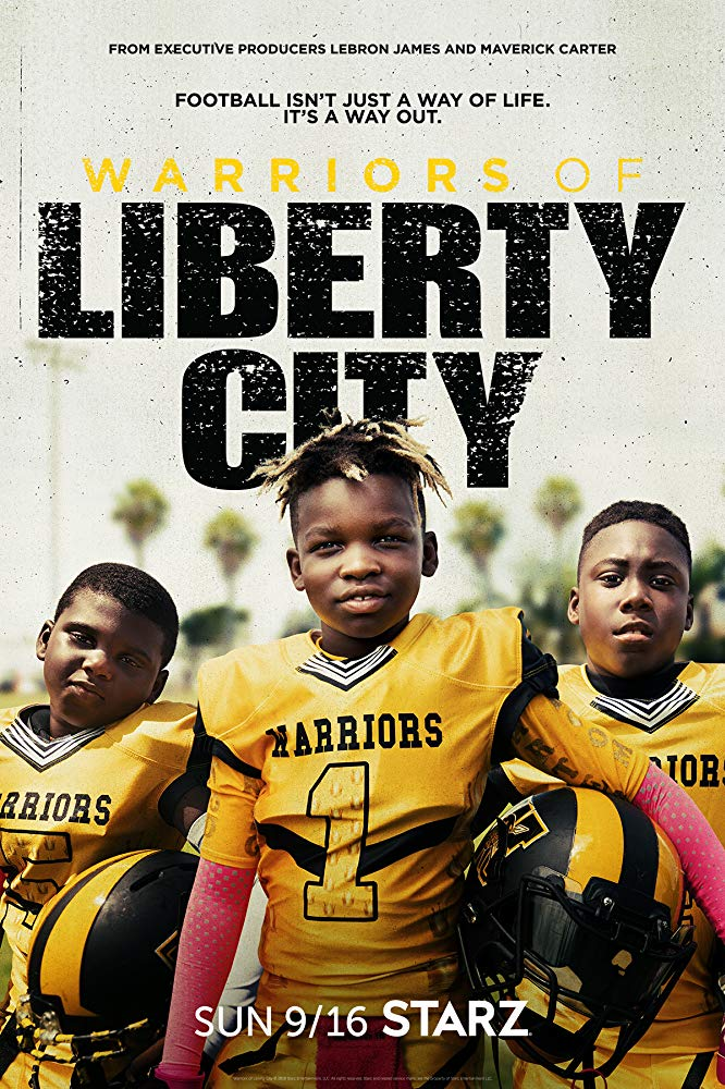 Warriors of Liberty City Season 1 123streams
