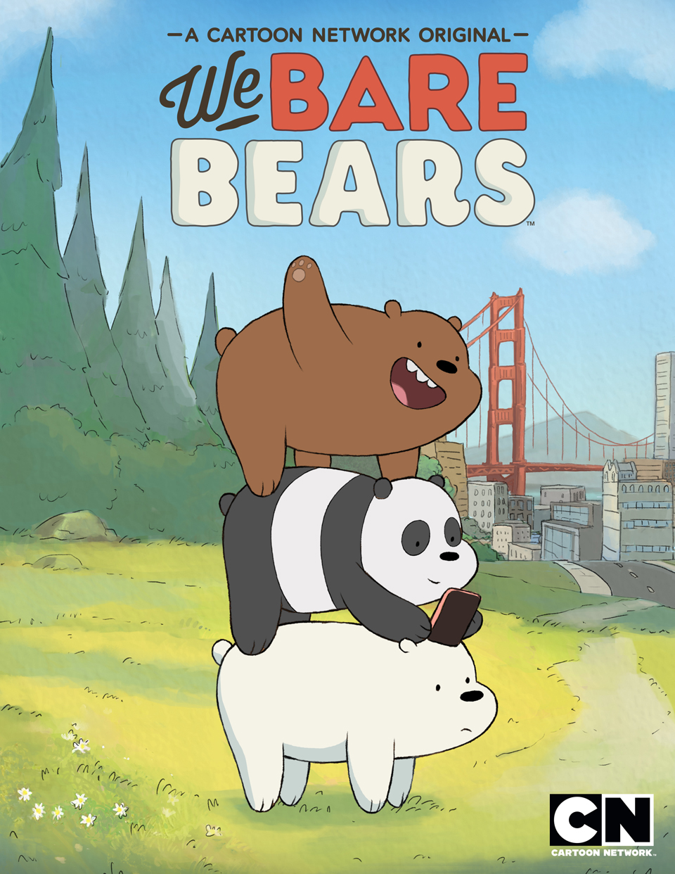 Watch Series We Bare Bears Season 1