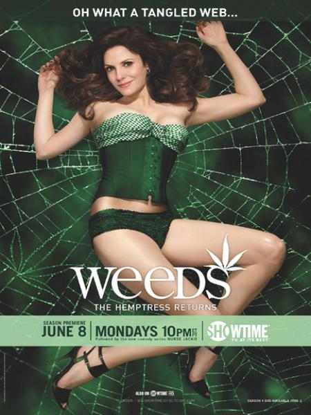Watch Series Weeds Season 5